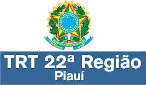Resultado de imagem para TRT-22 REGIÃO